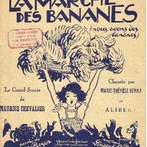 Marche des bananes  (La)