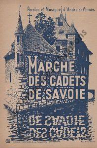 Marche des cadets de Savoie