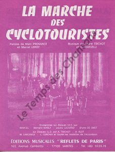 Marche des cyclotouristes (La)
