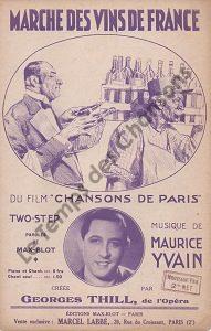 Marche des vins de France (La)