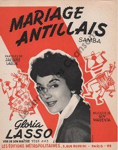 Mariage Antillais