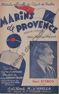 Marins de Provence