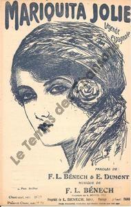 Mariquita jolie