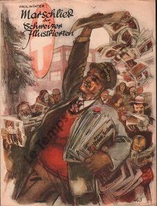 Marschlied der Schweizer illustrierten