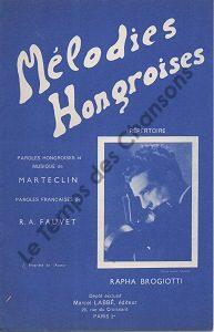 Mélodies Hongroises