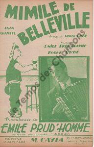 Mimile de Belleville