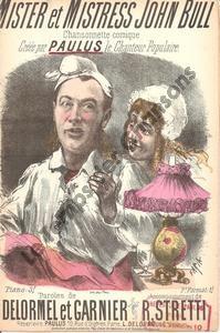 Mister et Mistress John Bull