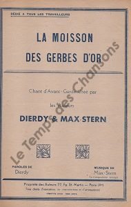 Moisson des gerbes d'or (La)