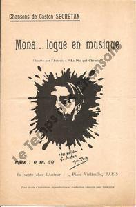 Mona … logue en musique