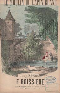 Moulin du lapin blanc (Le)