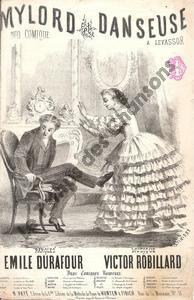 Mylord et danseuse