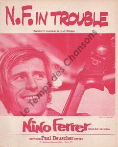 N.F. in trouble