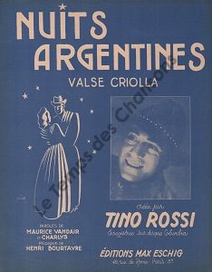 Nuits argentines