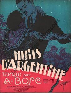 Nuits d' Argentine