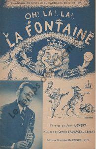 Oh ! La ! La ! La Fontaine