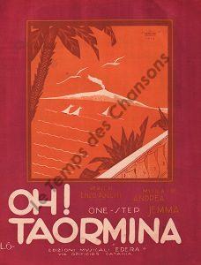 Oh ! Taormina !