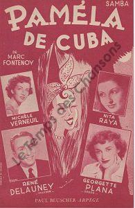 Paméla de Cuba
