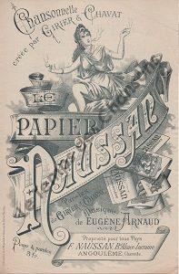 Papier Naussan (Le)