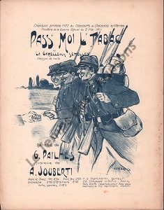 Pass' moi l' tabac