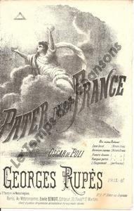 Pater de la France