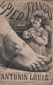 Pied de François (Le)