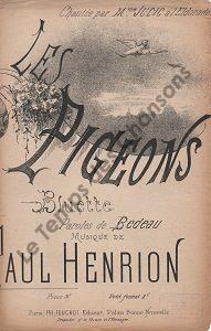 Pigeons (Les)