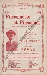 Pinsonnette et Pinsonnet
