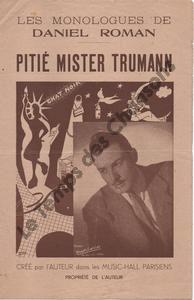 Pitié mister Trumann