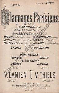Plaquages Parisiens