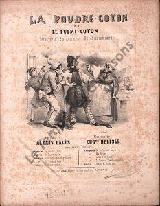 Poudre coton (La)