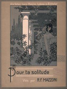 Pour ta solitude