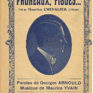 Pruneaux, figues
