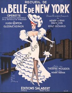 Belle de New York (La)