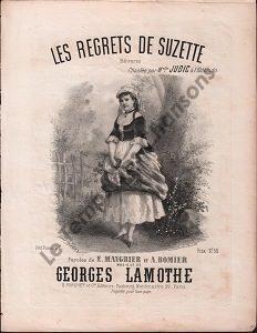 Regrets de Suzette (Les)