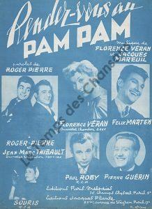 Rendez-vous au Pam Pam