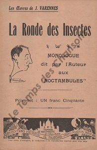 Ronde des insectes (La)