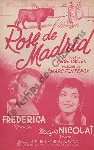 Rose de Madrid