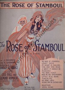 Rose of Stamboul (The)