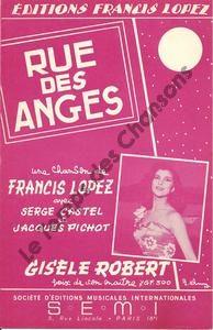 Rue des Anges