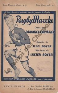 Rugby marche