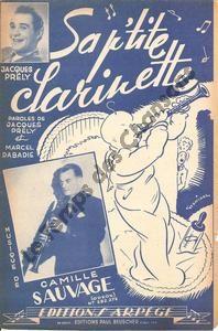 Sa p'tite clarinette