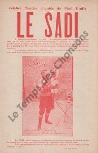 Sadi (Le)