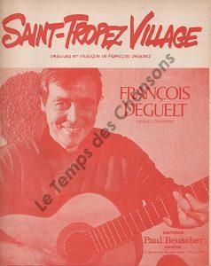 Saint-Tropez village