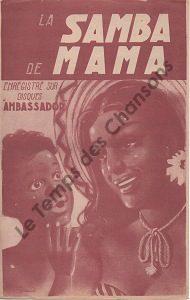 Samba de Mama (La)