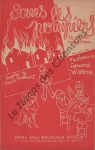 Sans les pompiers