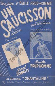 Saucisson (Un)