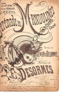 Sérénade de Mandolines