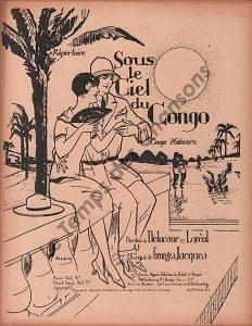 Sous le ciel du Congo