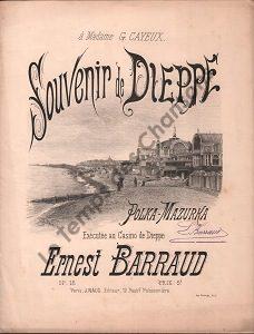 Souvenir de Dieppe