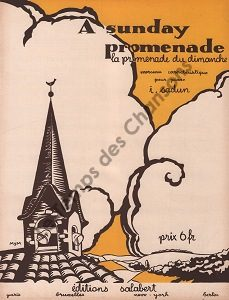 Sunday promenade (A)